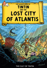Tintin and the Lost City of Atlantis